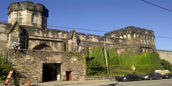 Eastern State Penitentiary in Fairmount Philadelphia