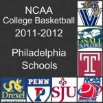NCAA College Basketball Philadelphia Schools