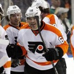 Philadelphia Flyers - (AP Photo/Derek Gee)
