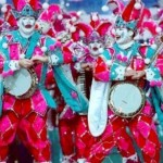 Mummers Parade in Philadephia