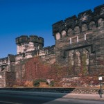 Eastern State Penitentiary in Fairmount Philadelphia - BT01 Daytime Facade