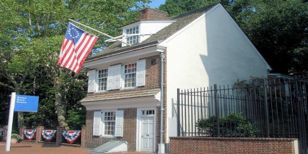 Betsy Ross House in Philadelphia - History of Philadelphia