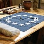 American Flag - Betsy Ross House in Philadelphia - Philadelphia History