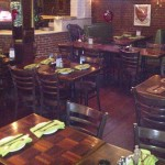 Downey's Restaurant in Philadelphia - Irish Bars in Philadelphia - Dining area