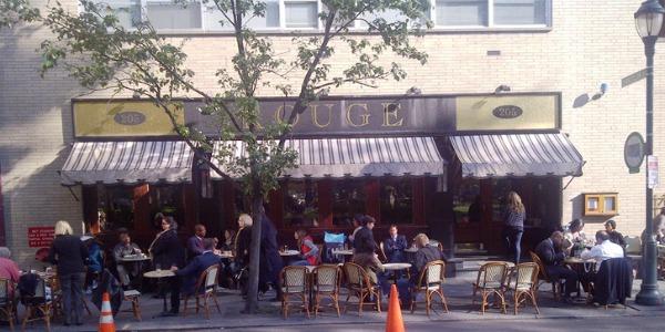 Rouge In Rittenhouse Square Restaurants Philadelphia