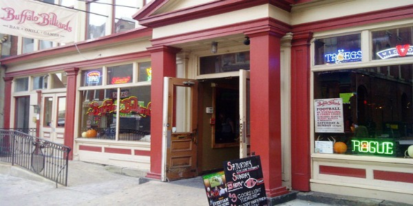 Buffalo Billards Sports Bar - Sports Bars in Philadelphia