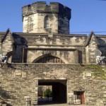 Eastern State Penitentiary in Fairmount Philadelphia