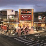 XFINITY Live sports complex in Philadelphia, PA
