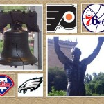 Philadelphia Sports Teams, Phillies, Sixers, Eagles, Flyers