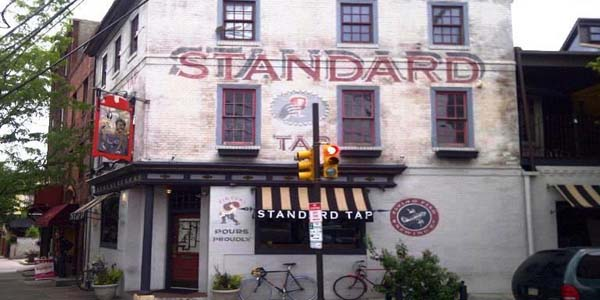 Standard Tap Northern Liberties Bars In Northern Liberties