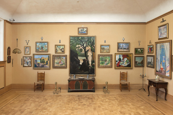 Exciting Art Collection at The Barnes Foundation