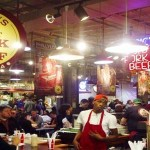 DiNic's Roast Pork & Beef at Reading Market Terminal in Philadelphia