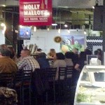 Molly Malloy's at the Reading Terminal Market