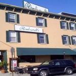 Rembrandt's Restaurant & Bar in Fairmount Philadelphia