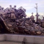 Irish Memorial at Penn's Landing