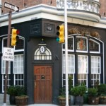 The Dandelion Pub in Rittenhouse Square