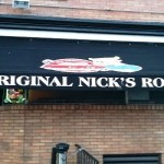 Old Original Nick's Roast Beef in South Philly