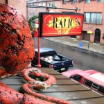 Ralic's on South Sign by Krystal Barber of Motes Studio