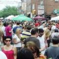 9th Street Italian Market Festival in South Philly