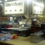Wursthaus Schmitz in Reading Terminal Market