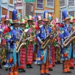 Mummers String Band at Mummers Museum