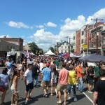 2nd Street Festival in Northern Liberties