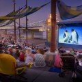 Screening Under The Stars At Penns Landing