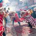 Chinese New Year in Chinatown Philadelphia