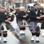 The 2nd Street Irish Society Pipes & Drums Brigade