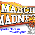 Sports bars in Philadelphia - March Madness