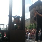 Bastille Day at Eastern State Penitentiary