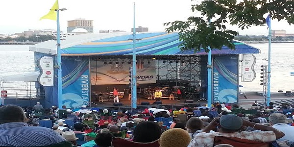 Smooth Jazz Summer Nights at Penn's Landing