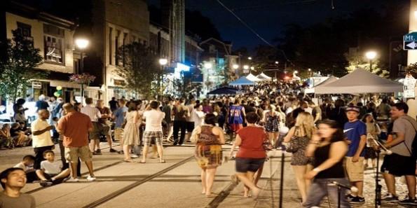 Mt. Airy Street Fare Festival