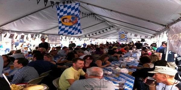 Brauhaus Schmitz Oktoberfest Festival