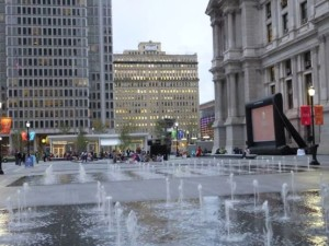 Picture in the Park at Dilworth Park