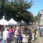 Old City Fest Crowd