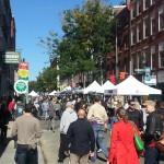 Old City Fest Crowd