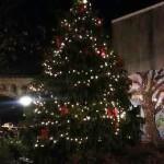 Christmas Tree Lighting in Manayunk