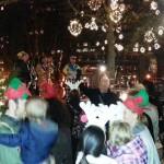 Tree Lighting Ceremony in Rittenhouse Square