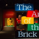 The Art of The Brick Exhibit at Franklin Institute