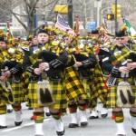 St. Patrick's Day Parade in Philadelphia