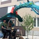 Kensington Kinetic Sculpture Derby and Arts Festival