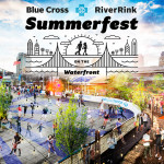 Summerfest rendering courtesy of the Delaware River Waterfront Corporation