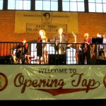 HOG Rally and Opening Tap