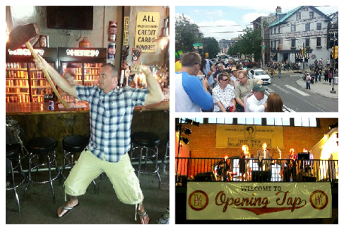 HOG Rally & Opening Tap