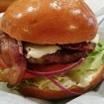 Big Man on Campus Burger From P'unk Burger