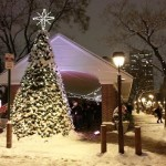 Tree Lighting at South Street Headhouse District