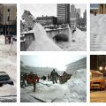 Snow Storms From 1996 to 2015