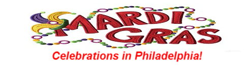 Mardi Gras Celebrations In Philadelphia