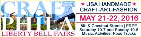 Craft Phila Craft Fair in Philadelphia
